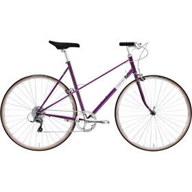 Creme Echo Uno Mixte 8-speed, purple rain